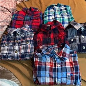 24 Month plaid bundle